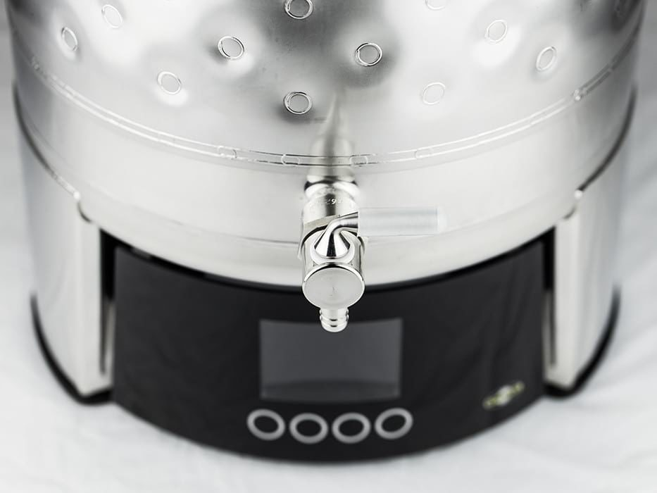 braumeister ventil ovladani
