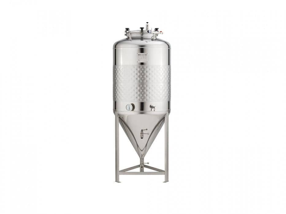 braumeister Nerezový cylindrokónický fermentační tank 120 litrů – tlakový