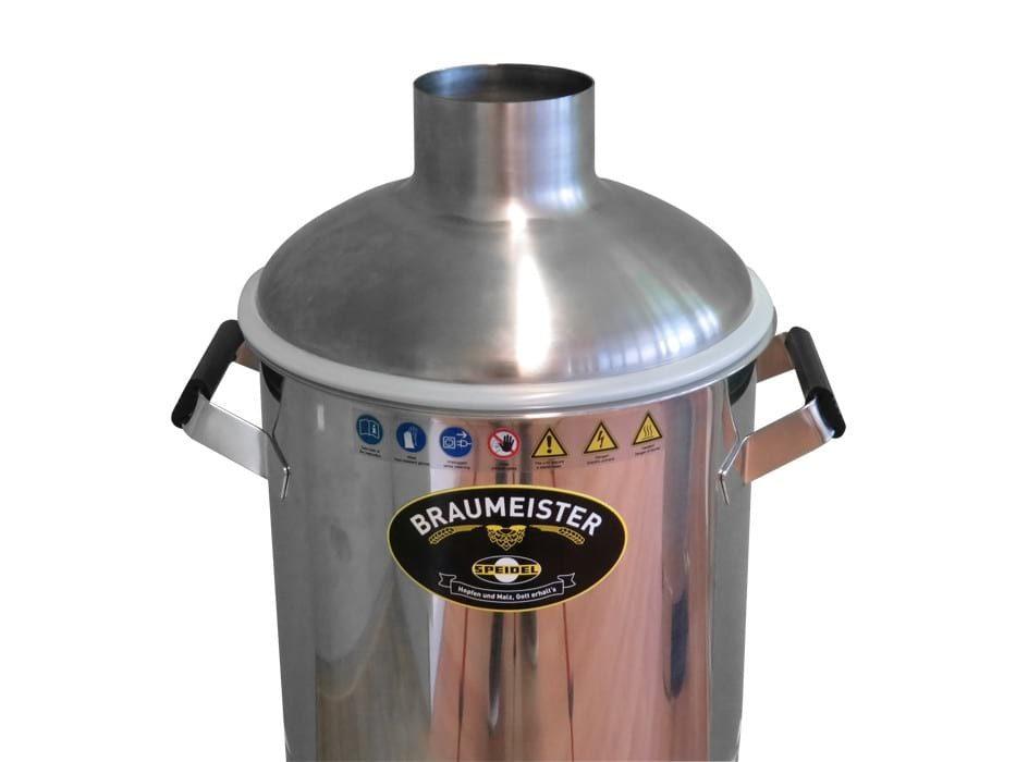 vrch varny ocel 10 litru braumeister