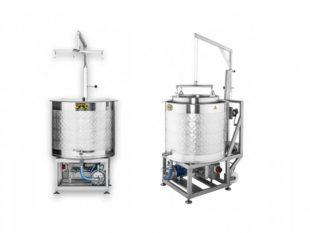 Varna a pivovary Braumeister 200 L