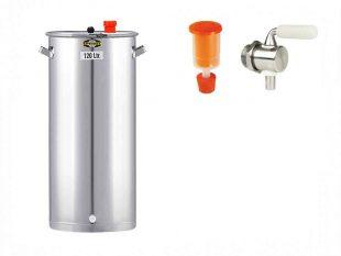 Univerzální fermentační keg 120 litrů - set