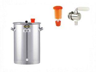 Univerzální fermentační keg 45 litrů - set