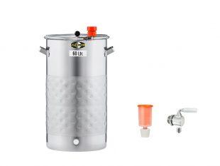 Univerzální fermentační KEG sud chlazený 60 litrů včetně příslušenství