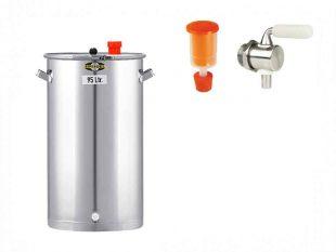 Univerzální fermentační keg 95 litrů - set