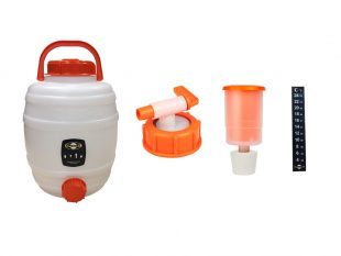 set-fermentace-eco-braumeister-10-litru